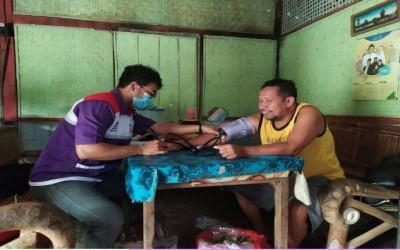 Kunjungan Sahabat Pertamina Pada Keluarga Binaan