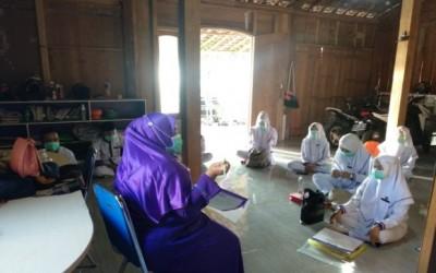 Praktek Klinik Mahasiswa Kampus Ungu Di Program Aku Sehat Dan Rumah Luka (ICW)