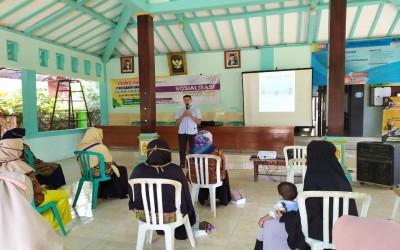 Tim Sahabat Pertamina Adakan Edukasi Kebiasaan Baru Di Masa Pandemi Covid-19 Bagi Warga Binaan Desa Bulurejo