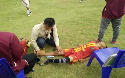 Pentingnya Keberadaan Tim Medis Dalam Sepak Bola