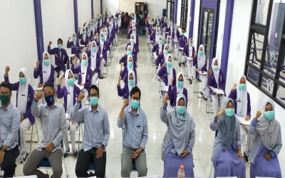 Kampus Ungu, Yudisium Mahasiswa Program Ilmu Keperawatan Tahun 2020