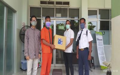 Lawan Virus Corona Covid-19, TIM Garuda ICsada Donasikan APD Ke Rumah Sakit NU Tuban