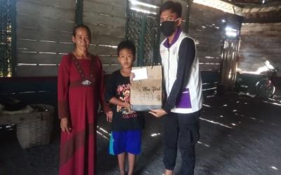 Tim Sahabat Pertamina Berbagi Kebahagian Di 10 Muharram 1442 H Dalam Rangkaian 11 Tahun STIKes ICsada Istimewa