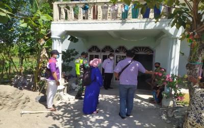 Tim Sahabat Pertamina Tuban Bantu Percepatan Pelaksanaan Vaksinasi Covid-19