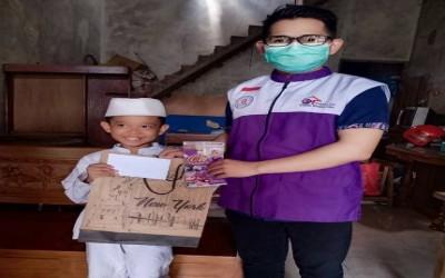 Kampus Ungu Dan Rumah Luka Woundcare Berbagi Kebagahiaan Di Hari Idul Yatama 10 Muharram 1442 H