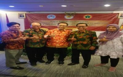 STIKes Insan Cendekia Husada Bojonegoro Hadiri Rapat Koordinasi Pimpinan Perguruan Tinggi Se Jawa Timur dan Sosialisasi Permendikbud