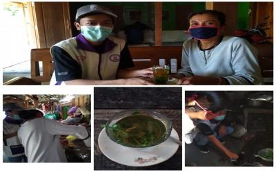 Tim Aku Sehat Mengimplementasikan Tanaman Toga Sebagai Minuman Jamu di Desa Binaan