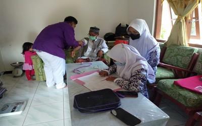 Bentuk Edukasi Kesehatan Secara Langsung Oleh Kampus Ungu Dengan Program KaBi