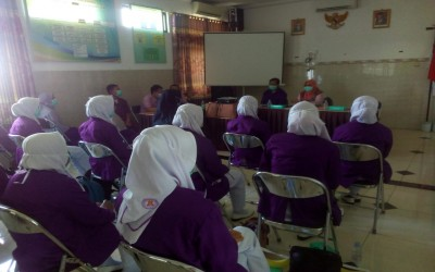 Pembukaan Praktek KDPK Semester 2 di Rumah Sakit Ibnu Sina