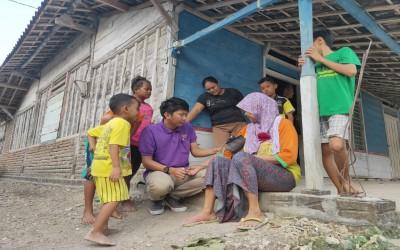 Penyuluhan & Pemeriksaan TIM Aku Sehat Gayam di desa brabowan