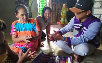 Sahabat Pertamina, Sepenuh Hati Berikan Pelayanan Kesehatan Keluarga Binaan