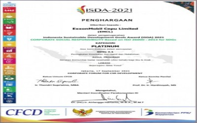 Program Aku Sehat Sabet Penghargaan Platinum Di ISDA Awards 2021