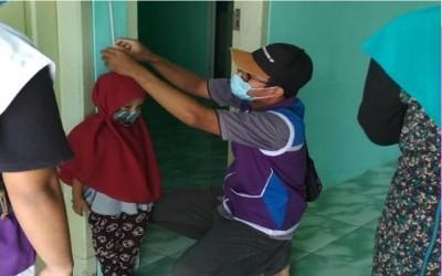 Kegiatan Posyandu Balita Oleh TIM Aku Sehat Sebagai Bentuk Kepedulian Bersama Kesehatan Penerus Bangsa