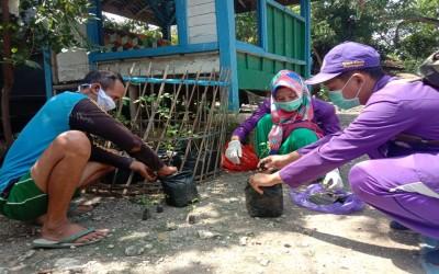 Mahasiswa Profesi Ners Bersama Warga Terapkan program 5P (vulnerable group comunity)