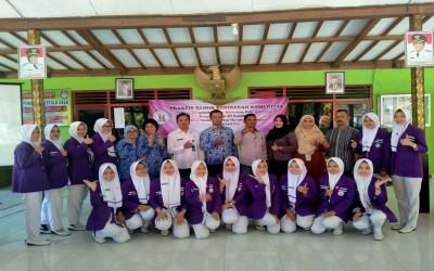 Praktek Klinik Kebidanan Komunitas Mahasiswa Kampus Ungu Prodi Kebidanan