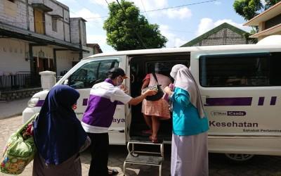 Warga Binaan, Manfaatkan Mobil Layanan Kesehatan Sahabat Pertamina