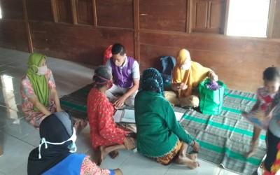 Tim Aku Sehat, Adakan Pelayanan Kesehatan Untuk Posyandu Lansia