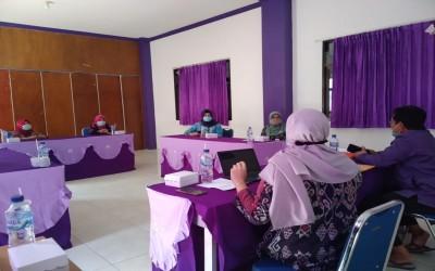 Kunjungan STUBA Dinas Sosial Provinsi Di Jawa Timur Ke STIKes Insan Cendekia Husada Bojonegoro