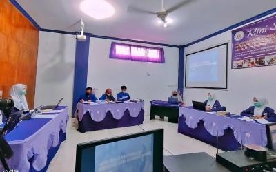 Program Study S1 Ilmu Keperawatan STIKes ICsada, Gelar Mini Seminar Tugas Terintegrasi Persaga Dan Kabi