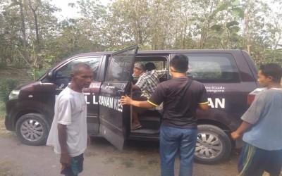 Mobil TIM AKu Sehat Gayam Membantu Warga Desa Mitra Dalam Keterbatasan Transportasi Untuk Mendapatkan Layanan Kesehatan