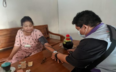 Tim Aku Sehat, Terus Lakukan Pelayanan Kesehatan Kepada Warga Binaan Meski Dalam Masa Pandemi