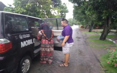 Tingkatkan Pelayanan Warga Binaan , Mobil Layanan Kesehatan Sahabat Pertamina Siap 24 Jam