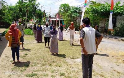 Tim Aku Sehat Gayam, Ajak Warga Binaan Cara Hidup Sehat Di Tengah Pandemi Covid-19