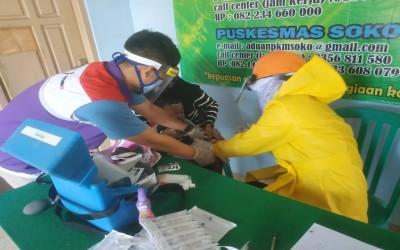 Sahabat Pertamina Bantu Pelaksanaan Imunisasi Di Puskesmas Soko