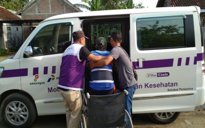 Program Sahabat Pertamina : Hadirkan Mobil Pelayanan Kesehatan Untuk Masyarakat Sukowati
