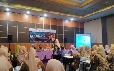 Seminar dan Lokakarya Cegah Stunting Ciptakan Generasi Sehat Indonesia Unggul