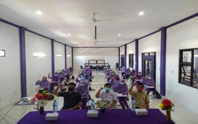 Kampus Ungu, Adakan Orientasi KSR Masa Bhakti 2020 - 2021