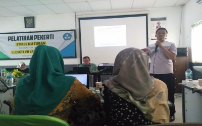 Pelatihan TeamTeaching Oleh LLDIKTI VII Jawa Timur Di Kabupaten Tuban