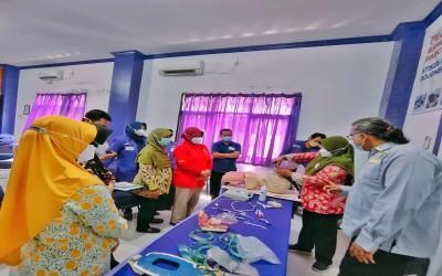 Antusias Dalam Upgrade Skill Melalui Pelatihan BTCLS Di Masa Pandemi