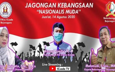 Sakasikan Jangongan Kebangsaan Di Youtube ICsada TV