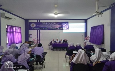 Prodi S1 Keperawatan Kampus Ungu Gelar Mini Seminar Keperawatan