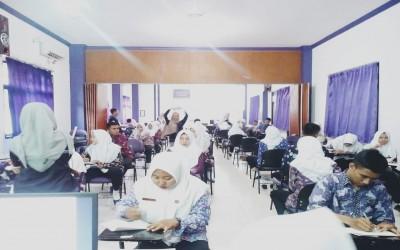 Puluhan Mahasiswa Kampus Ungu Ikuti Sekolah Menulis ICsada (SeMIC)