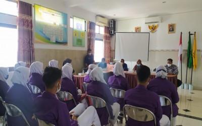 Pembukaan Praktek Keperawatan Dasar Semester 2 Di Rumah Sakit Ibnu Sina Bojonegoro