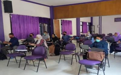 Prodi Ilmu Keperawatan Kampus Ungu Gelar Rapat Persiapan pelaksanaan Ners 7