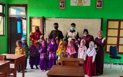 Bulan Imunisasi Anak Sekolah, Alumni STIKes ICsada Lakukan Sinergitas Di Sekolah Dasar