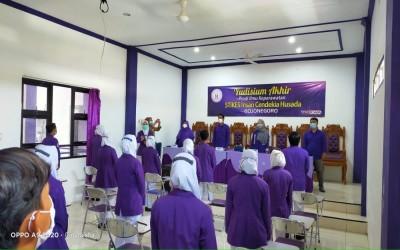 Yudisium : 36 Mahasiswa Ilmu Keperawatan Di Nyatakan Lulus