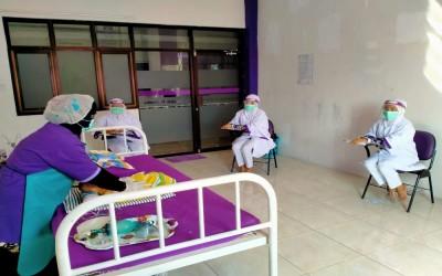 "Prodi DIII Kebidanan Perkuliahan Praktikum ""Resusitasi pada Bayi"" di Masa Pandemi tetap berjalan sesuai Protokol Kesehatan"